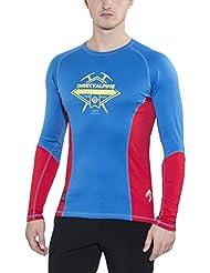 Direct Alpine Herren 's Shark Long Sleeve T-Shirt