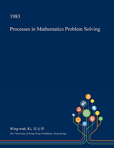 processes-in-mathematics-problem-solving