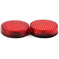 ZGMA 2pcs Bombillas 3W SMD 5630 3 las luces exteriores For Citroen/Volkswagen C4-
