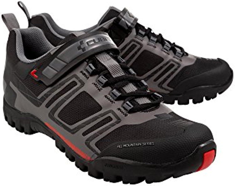 Cube - Zapatillas de ciclismo para hombre blackline  -