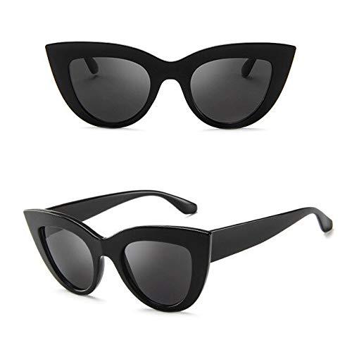 GNLLYOPCat Eye Sonnenbrille Frauen Marke Vintage Sonnenbrille Designer Für Damen Retro Matte Shades Frame Eye Oculos