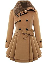 Manteau long redingote
