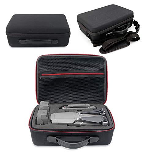 Giplar Drone Taschen Shoulder Wasserdichte tragbare Tasche Case,Tragetasche für DJI Mavic 2 Pro/Mavic 2 Zoom und Zubehör-Ideal für Reisen und Aufbewahrung - 1680D Bild groß
