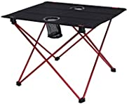 Outdoor Folding Chair, Portable Foldable Chairs for Picnic Camping Fishinig Barbecue Patio with 2 Cup Holders, Lightweight