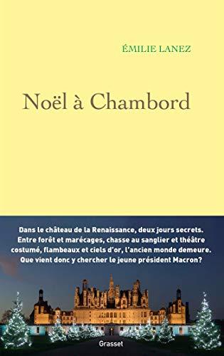 Noël à Chambord par Emilie Lanez