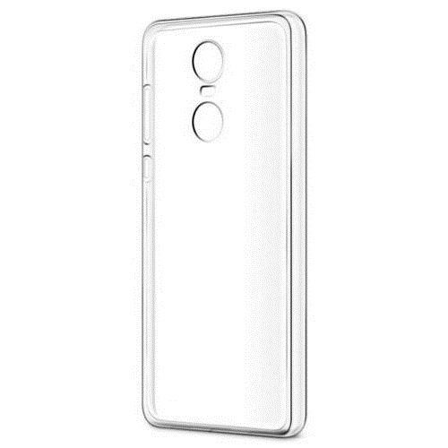 buy popular e55d1 1167a KAIRA Transparent Soft Ultra Slim Back Cover Case Xiaomi Redmi Note 4