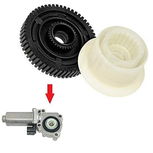 2 PCS Zahnrad Stellmotor Getriebe 27107566296 1645400188