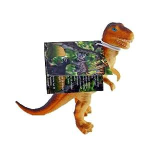 Figurines dinosaures en plastique