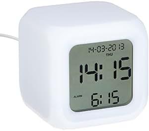 TFA 98.1024 Réveil numérique Light Cube