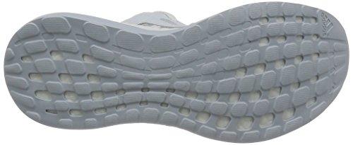 adidas Pureboost X, Chaussures de Running Femme, Violet Blanc (Ftwbla / Plamet / Gritra)