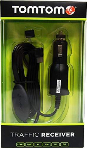 TomTom GPS USB RDS TMC récepteur chargeur de voiture véhicule câble d'alimentation pour Go 40505160615005106006105000510060006100Live 80082082510051535Start 2025405060via 120125130135XL XXL IQ Routes Live 30XLT One V4V5Regional & Europe GPS Navigator (les deux Mini et micro USB Connexion)