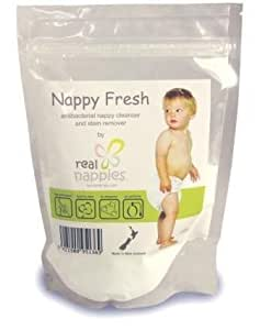 Real Nappies Nappy Fresh Lessive pour couches, lot de 500g