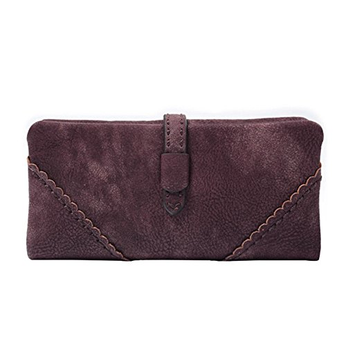 Badiya , Damen Clutch L bordeaux