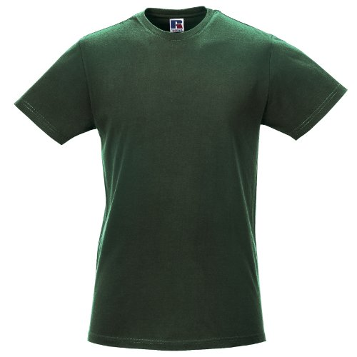 Russell Slim T-Shirt für Männer Limonengrün