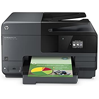 HP Officejet Pro 8615 e-All-in-One - Impresora multifunción (Inyección de tinta, Color, Color, 19 ppm, 4800 x 1200 DPI, 14,5 ppm) Negro