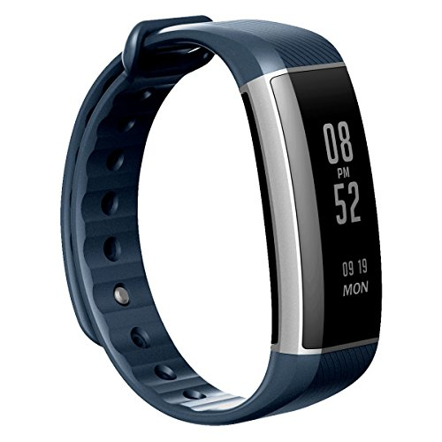 Eivotor Fitness Tracker Bracelet Sport Fitness Tracker Intelligent Bluetooth 40 Bracelet With IP67 Waterproof For Swimming Activity Tracker With OLED Screen Touchscreen FOR SPORT Measurement Fre