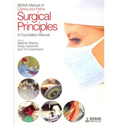 (BSAVA MANUAL OF SURGICAL PRINCIPLES) BY Baines, Stephen(Author)Paperback on (02 , 2012)