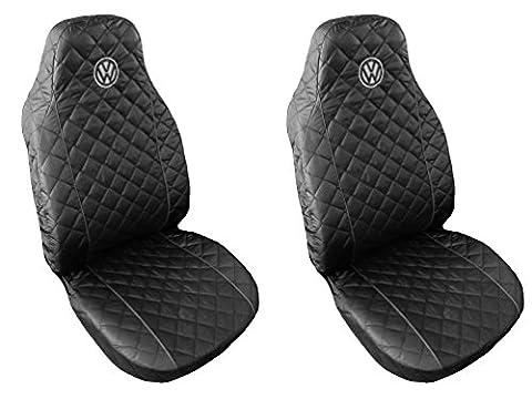 Sitzbezüge Schonbezüge Bezüge Volkswagen VW Golf Passat 2 3 4 5 Sharan Bora Polo Caddy Schwarz Grau Keder