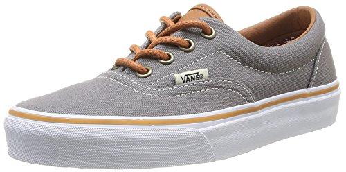 Vans U ERA (WORK FLORAL) S Unisex-Erwachsene Sneakers Grau ((Work Floral) S F25)