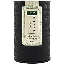 Té Rojo Ai flores de hibisco, Calendula, Manzana Y Frutas Rojas sin de Teina – 75 g – Té de alta calidad.