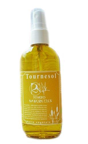 Ressources Naturelles - Huile Tournesol bio 100ml
