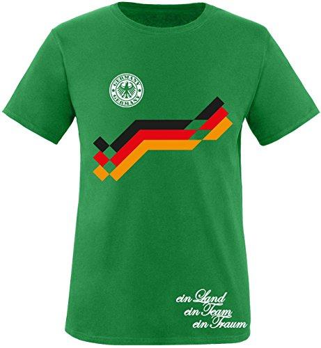 Luckja EM 2016 Deutschland Trikot Wunschname und Wunschnummer Kinder T-Shirt