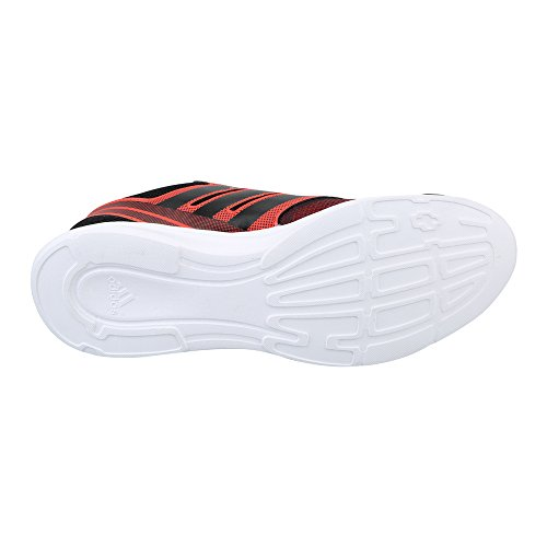 adidas Herren Lite Pacer 3 M Sneaker rot - schwarz
