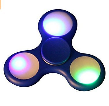 wiBille-LED-Light-Fidget-Hand-Spinner-Triangle-Finger-Gyro-Toy-Spinner-Release-Stress