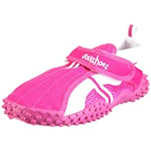 Playshoes Unisex - Children UV-Schutz Aqua-Schuh sportiv 174798 Bathing Sandals Pink EU 20/21