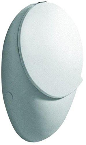 Keramag Urinal-Deckel Joly Scharniere verchromt, weiß, 572000000