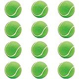 Z Stock Light Weight Cricket Tennis Ball (Pack of 12)