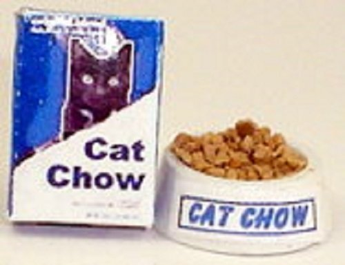 dollhouse-cat-chow-box-with-bowl-of-food-by-superior-dollhouse-miniatures