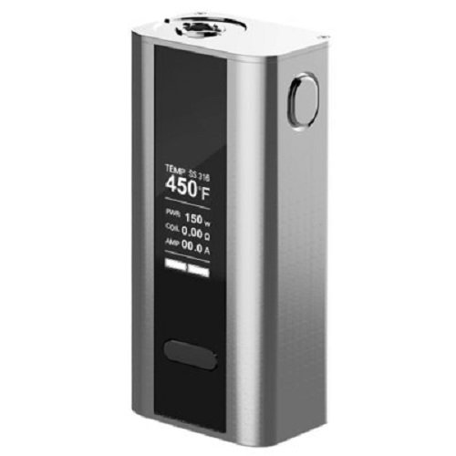Smart.Parts.Shop Neu Original Joyetech 150W CUBOID TC MOD Grau Grey Black Vap Dampf E Shisha