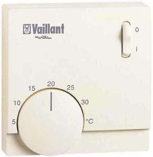 Vaillant Raumtemperaturregler VRK 122 Raumthermostat 4024074342817