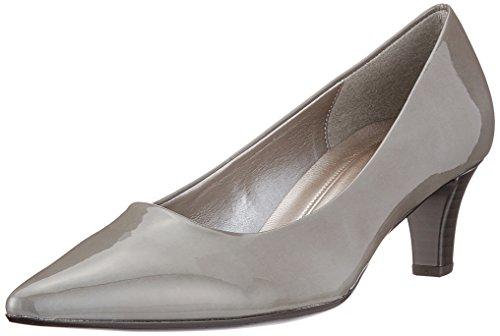 Gabor Shoes Damen Fashion Pumps, Grau (Stone), 37.5 EU