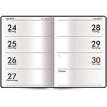 Taschenkalender mit Lasche 2019 A6 Blau Terminkalender 20196454
