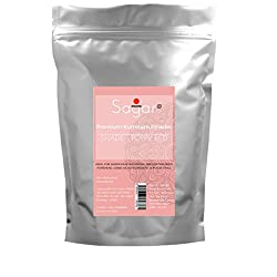 Sagar Premium Kum kum Sindoor, Shade - POPPY RED. 100grams