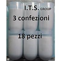Ricarica polifosfati per dosatori, di alta qualità, made in Italy - 3 Blister da 6 pezzi
