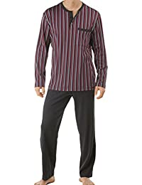 Calida Herren Zweiteiliger Schlafanzug Pyjama - Easy Life