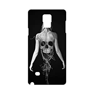 BLUEDIO Designer Printed Back case cover for Samsung Galaxy Note 4 - G3220