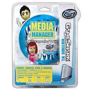 Mad Catz gameshark gamesaves & Media Manager für Nintendo WII -