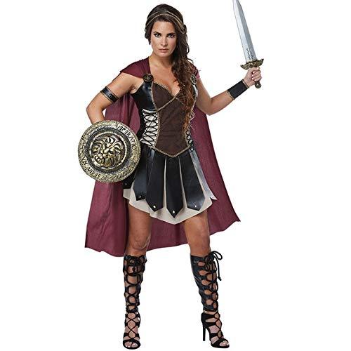 Xena Kostüm Kind - WSCOLL Adult Women Roman Princess