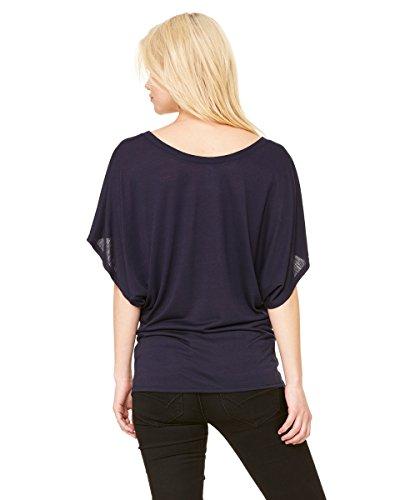 Bella -  T-shirt - Asimmetrico - Donna Midnight