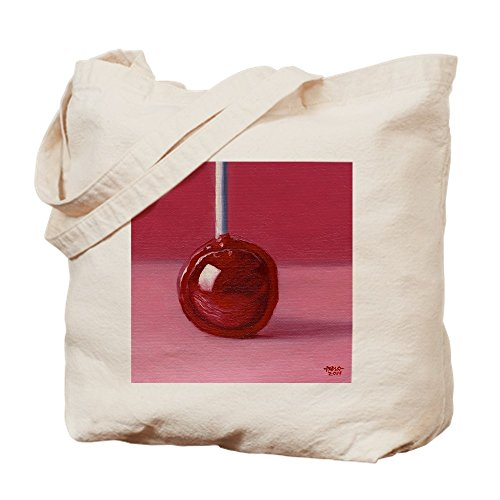 CafePress Daily Pop Tragetasche, canvas, khaki, S