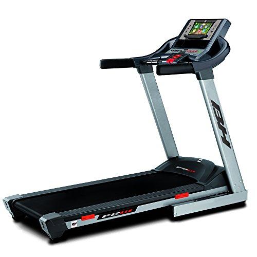 BH Fitness F2W TFT G6473TFT klappbares Laufband - 18 km/h - 2,75 PS - mit Touchscreen-Monitor + 8 Jahre Garantie