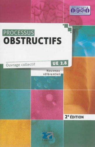 Processus obstructifs 2eme dition: UE 2.8 Nouveau rfrentiel