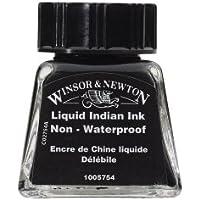 OfficeCentre Winsor & Newton 14ml Drawing Ink Bottle - Liquid Indian Ink