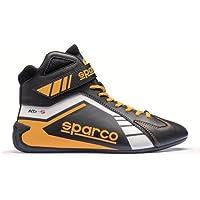 Sparco Kartschuh Scorpion KB-5 schwarz/gelb - Top Racing Schuh