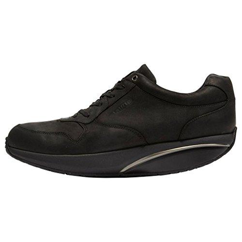 MBT Said 6s Lace Up M, Sneaker Uomo Black