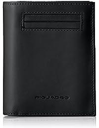 Piquadro  Monedero PU1740S80/N, Negro